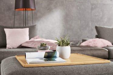 Cuscino | Holztablett