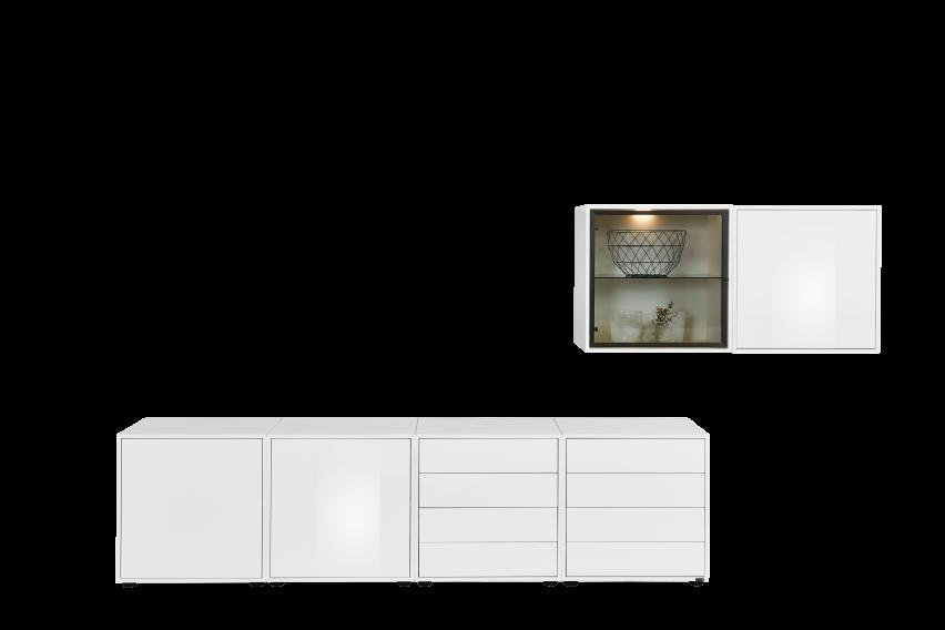 Gallery M Air 150 | Wohnwand